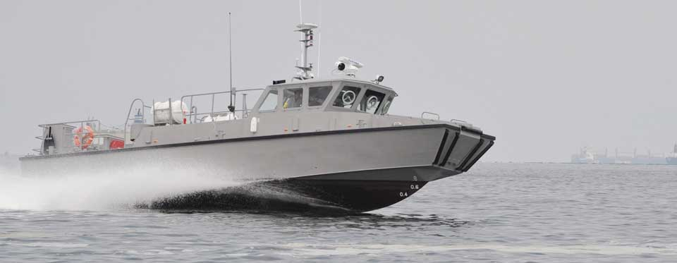 Philippine Navy locally made Attack Craft and Landing Craft Utility