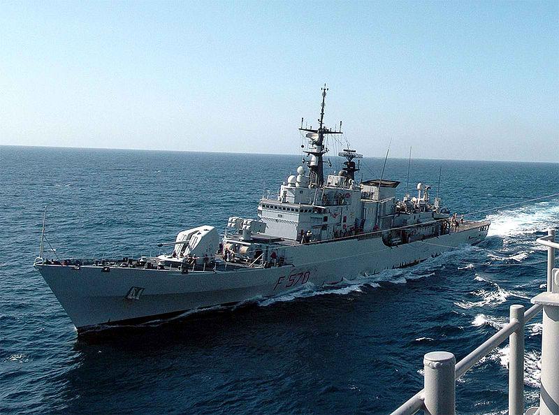 Philippine Navy Maestrale Class Frigate