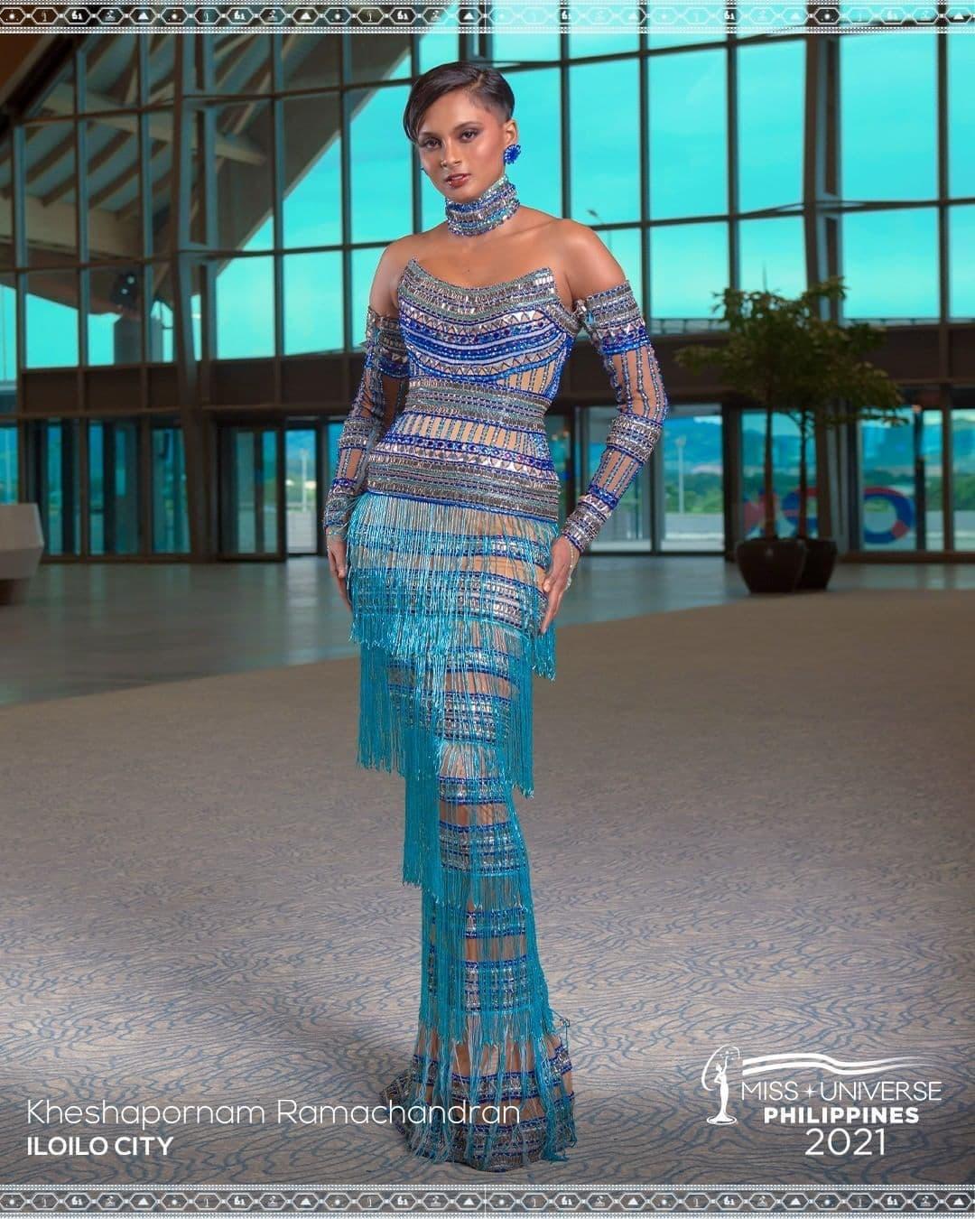 khesha-ramachandran-miss-universe-gown